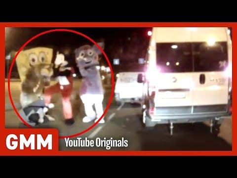 Xxx Mp4 5 Insane Russian Dash Cam Videos 3gp Sex