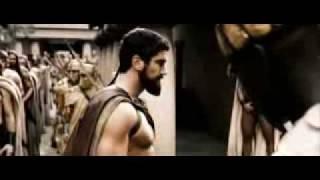 This is Sparta Full scene