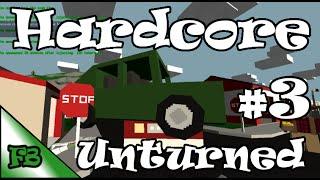Hardcore Unturned-Ep.3- Car Sex
