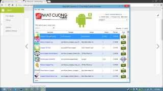 Download APK files from Google Play to PC - AndroGT