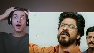 Raees Trailer | Shah Rukh Khan In & As | Releasing 25 Jan Reaction