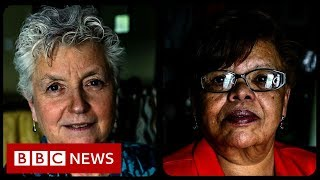 'Her ancestors enslaved mine. Now we're friends' - BBC News