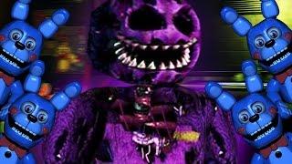 PURPLE GUY ANIMATRONIC RETURNS! || FNAF Ultimate Edition (Five Nights at Freddys)
