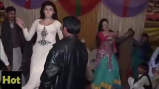 Most incredible mujra and girls have everyone grab her boobs party dance 2016