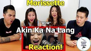 "Morissette Performs ""Akin Ka Na Lang"" LIVE On Wish 107.5 Bus   Reaction Video - Aussie Asians"