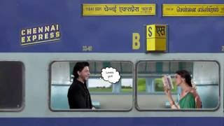 Some funny moments from the film Chennai Express
