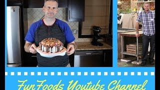 New FunFoods Channel Trailer | Youtube Cooking Channel by James Lamprey