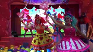 Hello Kitty Town Puteri Habour | Candy Parade Show