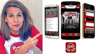 Ali Spagnola's Power Hour App!!