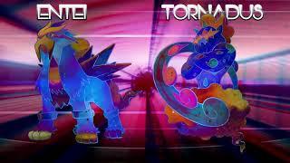 ENTEI + TORNADUS FUSION! POKEMON FUSIONS!