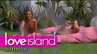 Millie and Teddy are the pun king and queen | Love Island Australia (2018) HD