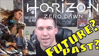 Horizon: Zero Dawn / Official Story Trailer / REACTION!!