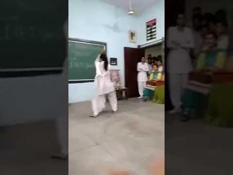 College ki larki ne kiya haryana song pr hot dance
