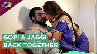 Gopi And Jaggi's Romantic Reunion | Saath Nibhana Saathiya | Star Plus