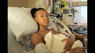 Natural Labor & Delivery! First Time Parents Vlog 59   La Vida Lopez