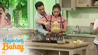 Magandang Buhay: Sarah G's Shrimp Scampi and Linguine Pasta