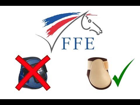 Changement de règlementation FFE 2016 : les protèges-boulets !