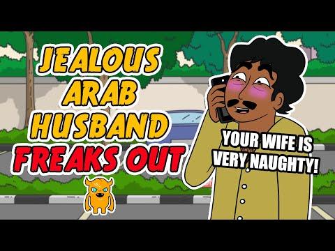 Xxx Mp4 Jealous Arab Husband Loses His Mind Freaks Out 3gp Sex