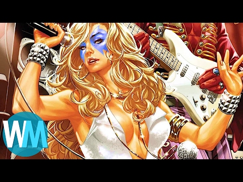 Top 10 Coolest X Men Characters No One Knows About