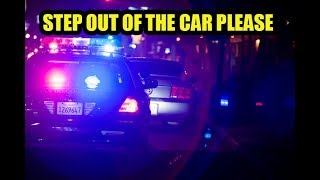 Can Cops ORDER You Out of The Car?