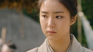 《BEST》 Six Flying Dragons 육룡이 나르샤| 신세경 '신분차이'로 유아인 향한 애정 억누르며 애절한 '눈물' EP14 201501117