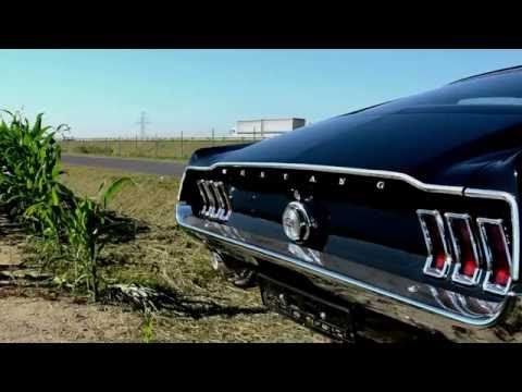 Ford Mustang Fastback 1967' GTA 390 S-code WATCHTHISCAR