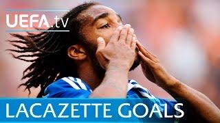 Alexandre Lacazette goals and highlights