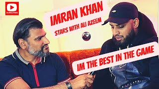Imran Khan Interview: Stars With Ali Azeem