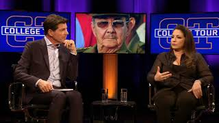 Full Interview Gloria Estefan | College Tour