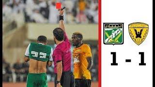 ملخص مباراة القادسية والعربي 1-1   الدوري الكويتي الممتاز القسم الأول