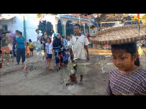 HUT RI KE 70 DUSUN JENENGAN - MARENGAN LAOK 2015
