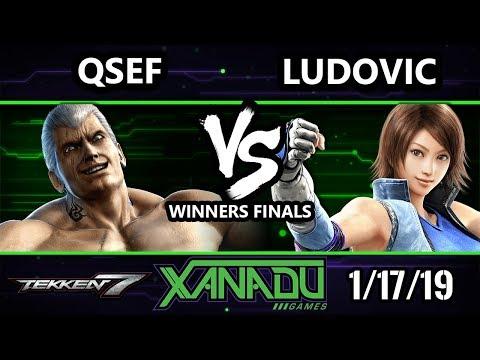 Xxx Mp4 F X 285 Tekken 7 Qsef Bryan Vs Ludovic Asuka T7 Winners Finals 3gp Sex