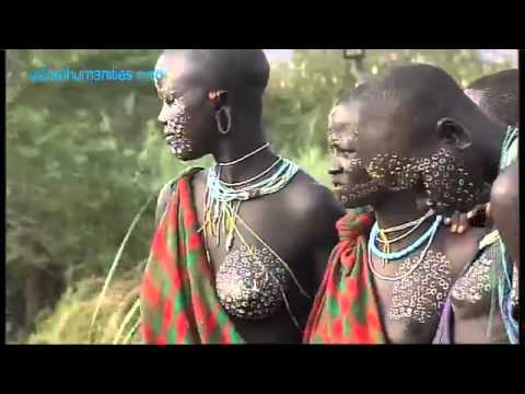 Stick Fights and Lip Plates the Surma South West Ethiopia