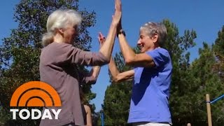 Meet The 'Super-Agers' Who Defy The Effects Of Old Age | TODAY