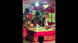 Bangla dhol and flute battle