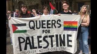 """Palestinians: What do you think of """"Queers for Palestine""""?"""