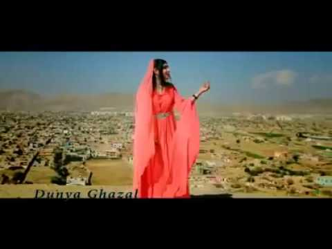 Dunya ghazal new pashto song 2014