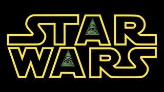 IS STAR WARS Illuminati? I don't know don't watch