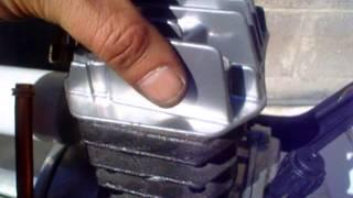 Falla en Compresora TRUPER (PRETUL)