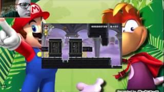 I react to Mario vs rayman