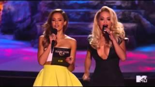 Ora Strips Efron at MTV Awards