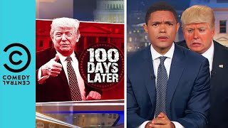 Trevor Meets Trump - The Daily Show | Comedy Central