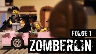 LEGO-Zombies in Berlin! - Action-Comedy-Serie - ZOMBERLIN Folge 1