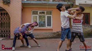 7 Kinds Of People You See On HOLI | Cartoonz Crew (Nepal)