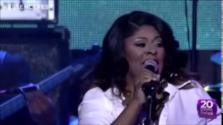 Kim Burrell - Tribute to Yolanda Adams (2014 Essence Festival)