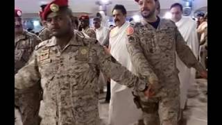 Army Cheif Janral Muhammad Raheel Shareef Perform Umrah