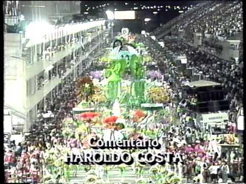 Mangueira 1991 Manchete Completo