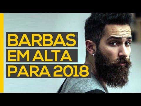 ⚫ 9 tipos de barbas em alta para 2018