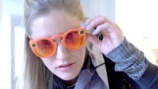 Snapchat Specs!