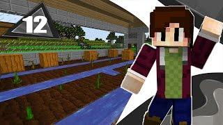 LADANG PUMPKIN DALEM KACA ! - Minecraft Indonesia : Var Smp #12
